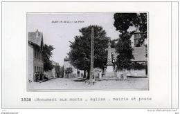 63 - OLBY- La Place - Autres Communes