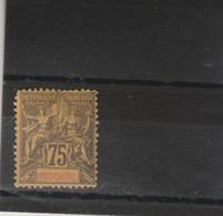 Indochine Yvert 14 Sage NEUF SANS GOMME - Indochina (1889-1945)
