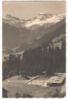 Adelboden, Schwimm- Und Sonnenbad - Steghorn U. Wildstrubel - (Schweiz/Suisse) - 1936 - Piscine / Swimmingpool - BE Berne