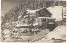Hotel  'Edelweiss'  Adelboden. - (Schweiz/Suisse) - BE Berne