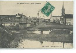 Damvix-Vue Générale - France