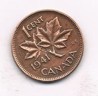 1  CENT 1941 CANADA /785/ - Canada