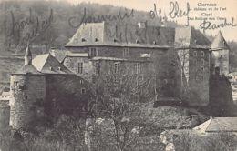 CLERVAUX - Le Château Vu De L'Est - Ed. Houstrass 558. - Clervaux