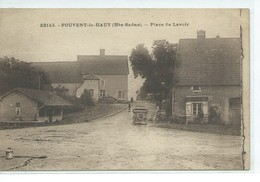 Fouvent-le-Haut- Place Du Lavoir - France