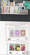 België - Belgique Jaar - Année 1970 ** MNH - Full Years