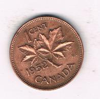1  CENT 1952 CANADA /790/ - Canada