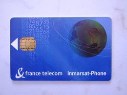 RR GSM   INMARSAT   FRANCE TELECOM FOR VENEZUELA    TEST   TOP MINT   500EX - Venezuela
