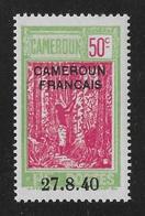 CAMEROUN 1940 YT 202** - Cameroun (1915-1959)