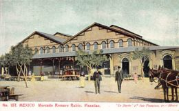 Mexico - MAZATLAN - Mercado Romero Rubio - Ed. La Joyita  157. - Messico