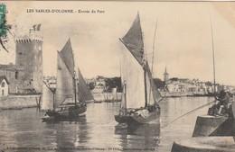 LES SABLES D OLONNE ENTREE DU PORT - France