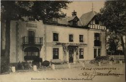 Environs De Nandrin (Huy) Villa St. Lambert - Fontaine 1921 - Nandrin