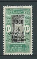 TOGO 1916 .N° 98 . Oblitéré . - Togo (1914-1960)