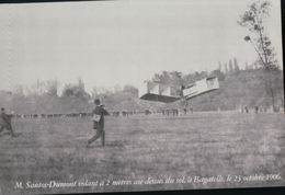 1860 SANTOS  DUMONT  NON ECRITE - Aviazione