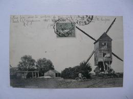CPA 45 LOIRET - REBRECHIEN : Le Moulin - Frankreich