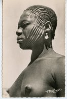 1899. CPSM PHOTO  TCHAD. FEMME SARA - Ciad