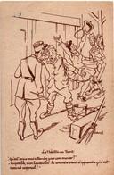 CPFM ABC 1940 - Le Théâtre Au Front - écrite Crayon à Papier - Marcofilia (sobres)