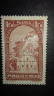 MONACO 126** - Unused Stamps