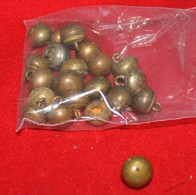 Lot De 21 Boutons Grelot Dia 15 Mm - Buttons
