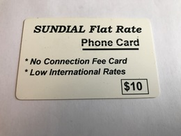 1:14 - United States - Sundial Prepaid Card - Verenigde Staten