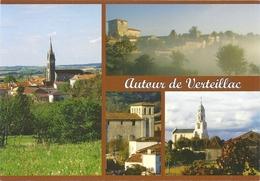 CPM - Autour De Verteillac ( Lussignac - Saint Martial Viveyrols - Bertrie Burée ) - Francia