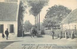 Belgique - Moerbeke-Waas - Kruisstraat - Rue De La Croix - Moerbeke-Waas