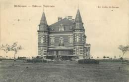 Belgique - Namur - Saint-Servais - Château Valériane - Namur