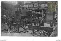 Gare Du Havre- Accident Du 17 Juin 1907 - Le Havre