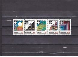 Venezuela Nº 1364 Al 1368 - Venezuela