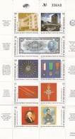 Venezuela Nº 1490 Al 1499 - Venezuela