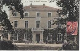 CPA-SALIN DE GIRAUD- Le Chateau De Faraman- PECHINEY - Francia