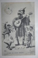 Carte Satirique  : A Quoi Ils Seront Reduits  ! ( Guillaume  ) Illustrateur  Fagrita - Oorlog 1914-18