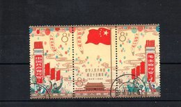 Chine ;  3 Timbres Oblitérés - Used Stamps