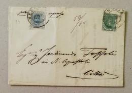 Scritto Da Venezia Per Città - 1878-00 Umberto I