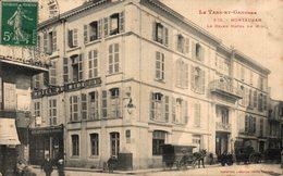 11377      MONTAUBAN  LE GRAND HOTEL DU MIDI - Montauban