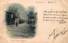 11380      MONTAUBAN   RUE DU FAUBOURG LACAPELLE - Montauban