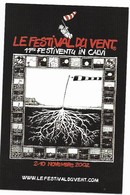 Calvi .  Le Festival Du Vent 2002 . Neuve . - Calvi