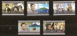 Pitcairn Islands 2014 Yvertn° 826-830  *** MNH Cote 24 Euro Fletcher Et La Bounty - Timbres