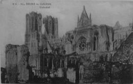 Cathédrale - Reims