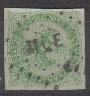 #141 COLONIES GENERALES N° 2 Oblitéré Losange MQE (Martinique) - Aigle Impérial