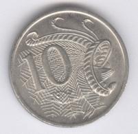 AUSTRALIA 1983: 10 Cents, KM 65 - Decimal Coinage (1966-...)