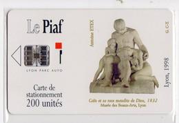 PIAF FRANCE LYON Ref Passion PIAF 69000-27 200 U SC7 - Francia