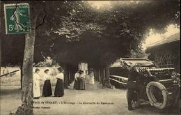91  FORET DE SENART  L' Ermitage La Charmille Du Restaurant - Sénart