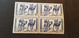 Mauritanie Yvert 80** Bloc De 4 - Unused Stamps