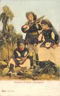 Costume Di Nuoro (Sardegna) - Italia