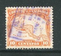 SALVADOR- Y&T N°454- Oblitéré - Salvador