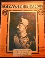 Le Pays De France. N°100. 14 Septembre 1916. Tommy En Picardie. Vues D'Athènes. - 1900 - 1949