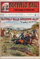 EO BUFFALO BILL N* 38 - L,ALLIE INCONNU DE BUFFALO BILL -  LE HEROS DU FAR-WEST -  EDITION ATLAS. - Aventure