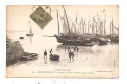 Le Pouliguen-Barques De Pêche -- (D.4873) - Le Pouliguen