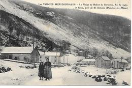 12/29     70   Plancher Les Mines   La Neige Au Ballon De Servance (animations) - France