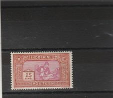 Indochine Yvert 141 * Neuf Avec Charnière  - 2 Scan - Indochina (1889-1945)